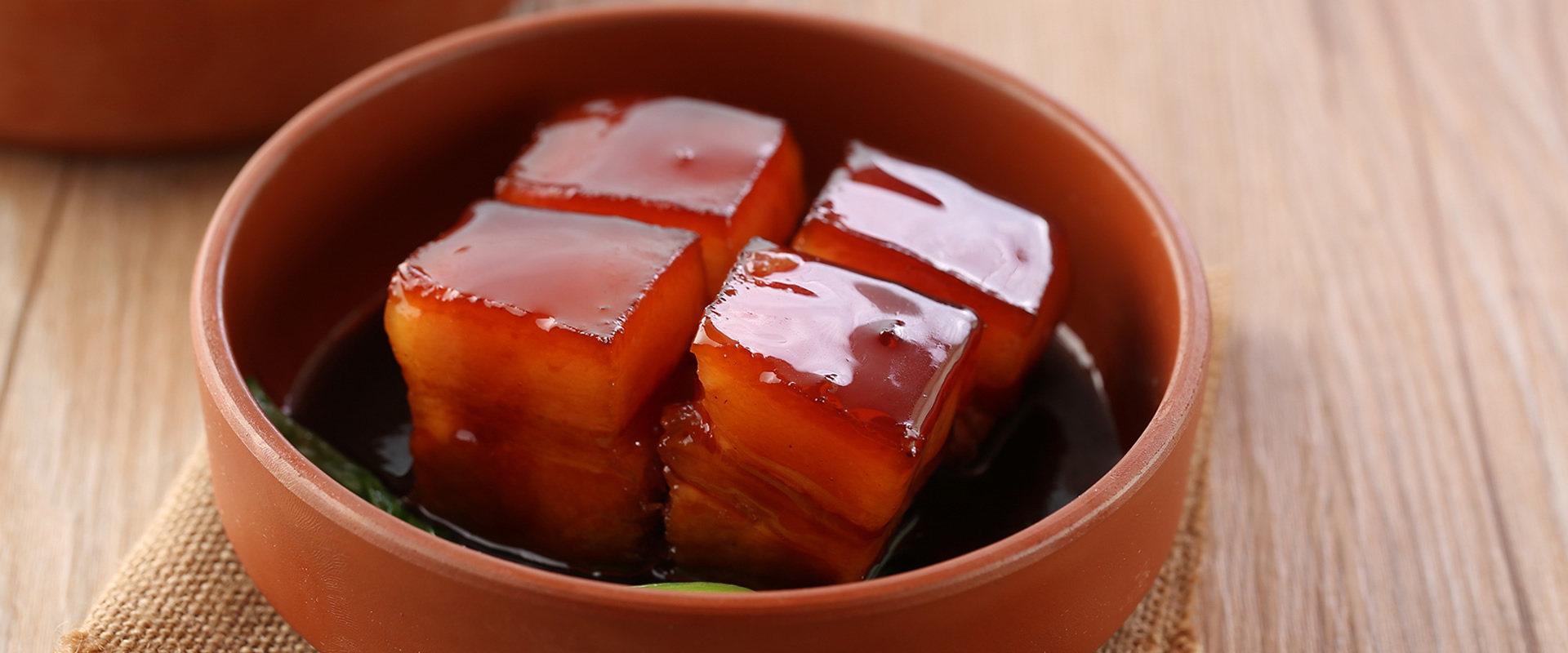 酒香东坡肉